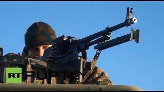 В Ростовской области прошли учения спецназа ГРУ