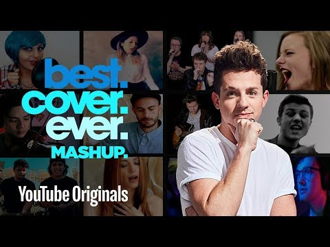 Charlie Puth Selects Best.Cover.Ever. Contestants from Across the Globe