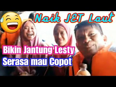 PART 1 LESTY NYEBRANG LAUT MENUJU PERBATASAN MALAYSIA | OFF AIR SEBATIK NUNUKAN