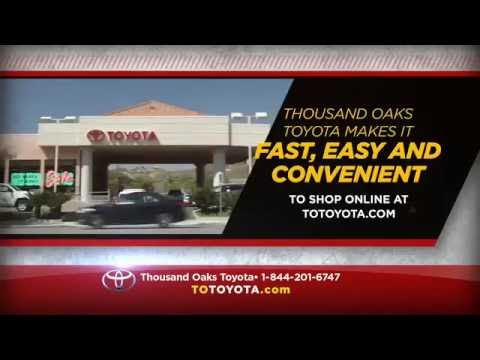 Amazing Thousand Oaks Toyota | Visit Our Website