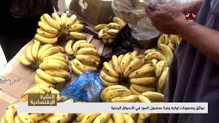عوائق وصعوبات تواجه وفرة محصول الموز في الأسواق اليمنية  | تقرير يمن شباب