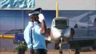 PASSING OUT PARADE AIR FORCE DUNDIGAL HYDERABAD DEC2011 PART1.wmv