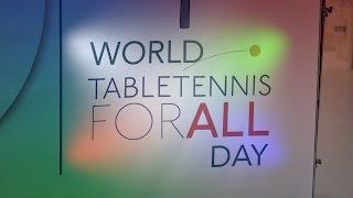 2017 Всемирный День Настольного Тенниса в Гродно