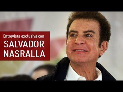 Nasralla habla con RT sobre la polémica electoral en Honduras