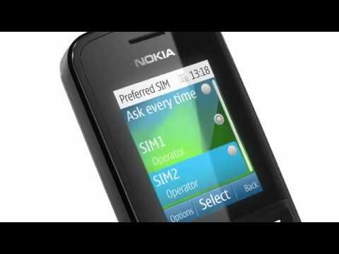 New Nokia 110 Review, 2012 Nokia 110 - YouTube.flv