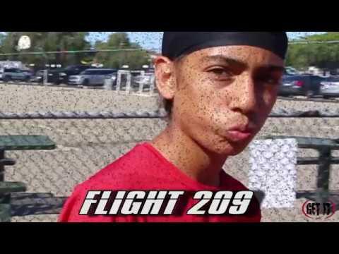 Flight 209 FBU 7/6th Grade Tournament Livermore 2017