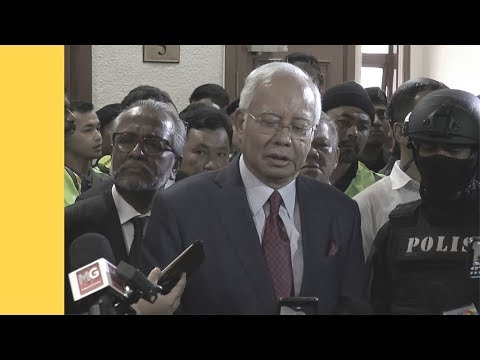"""Kalau ini harga yang saya terpaksa bayar…"" - Najib"