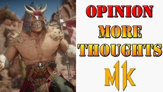 Mortal Kombat 11 - Final thoughts after the stress test & more matches