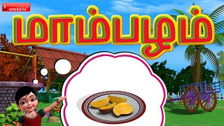 Mambazhamam Mambazham Tamil Rhymes 3D Animated
