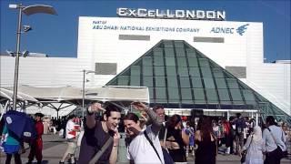 The London Expo MCM Comic Con