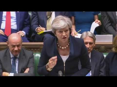 Prime Minister\'s Questions: 6 September 2017