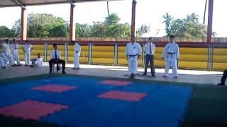 3ª Copa de Férias Camocim/CE (2013) - KATA ADULTO (Final)