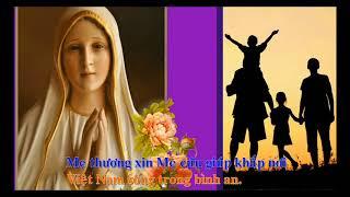 Khấn xin Mẹ Fatima