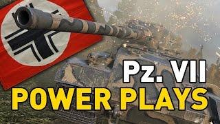 World of Tanks || Power Plays