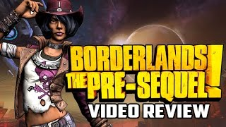 Borderlands: The Pre-Sequel! PC Game Review