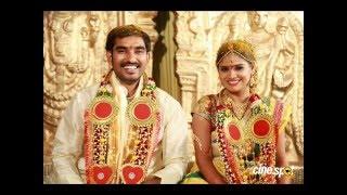 Actor Santhosh Pawan And Anjali Wedding