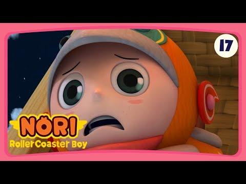 Nori: Rollercoaster Boy | Hot Air Balloon! - Episode 17
