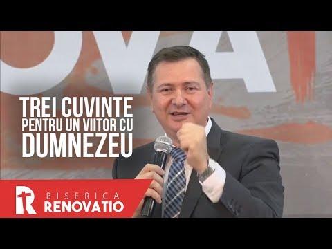 Florin Ianovici - Trei cuvinte pentru un viitor cu Dumnezeu | BISERICA RENOVATIO
