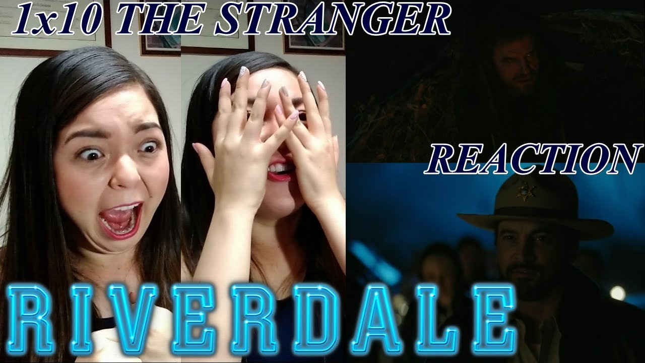 """Download RIVERDALE 3x10 Chapter Forty-Five: """"The Stranger"""" REACTION"""