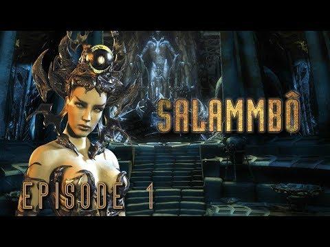 SALAMMBÔ : Les périls de Carthage [walkthrough] épisode 1