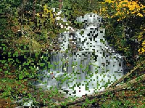 Фото слайд-шоу Природа. Водопады и ручьи. Часть 11.