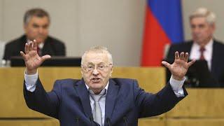 Вы ПЛЕВАЛИ НА ЗАКОНЫ! Жириновский со своим депутатом РАЗНОСЯТ ГОСДУМУ