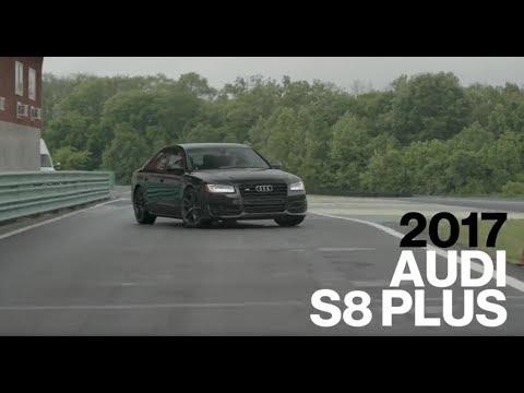 Audi S8 Plus Hot Lap at VIR | Lightning Lap 2017 | Car and Driver
