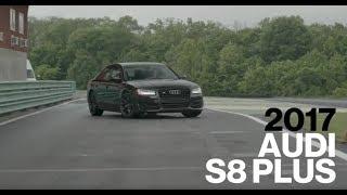 Audi S8 Plus Hot Lap at VIR   Lightning Lap 2017   Car and Driver