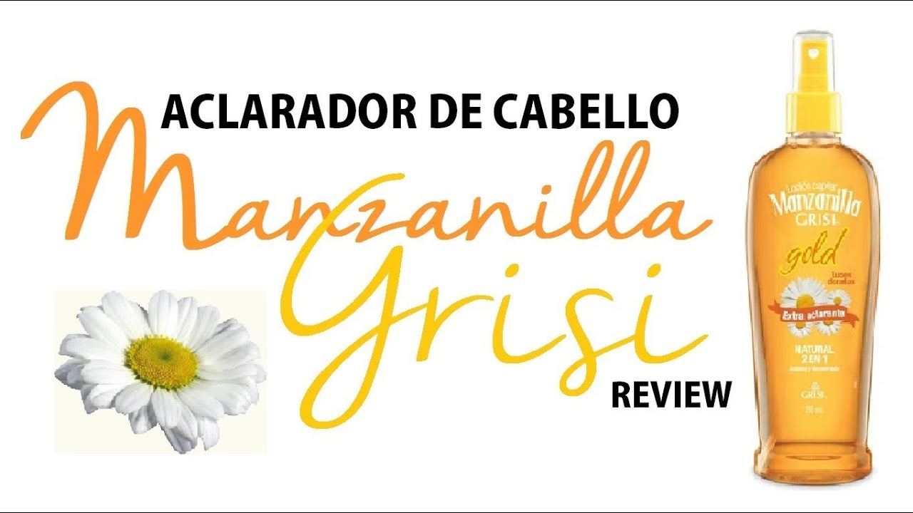 Manzanilla grisi gold antes y despues de adelgazar