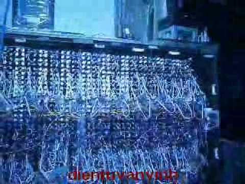 mạch điện chaỵ chữ và tạo hiệu ứng