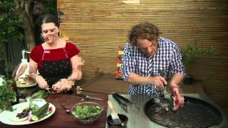 Heat Beads® Good Chef Bad Chef Bbq Tuna Nicoise Recipe