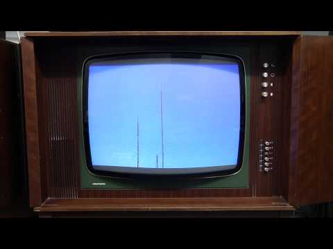 LAST UHF ANALOGUE TV TRANSMISSIONS FROM TACOLNESTON  IN NORFOLK