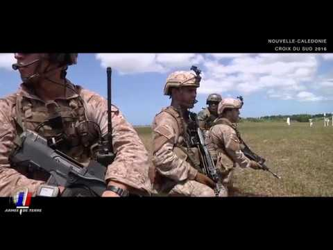 Exercice Croix du Sud : opération chilienne