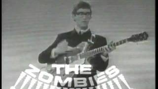The Zombies - Tell Her No (Shindig 1965)