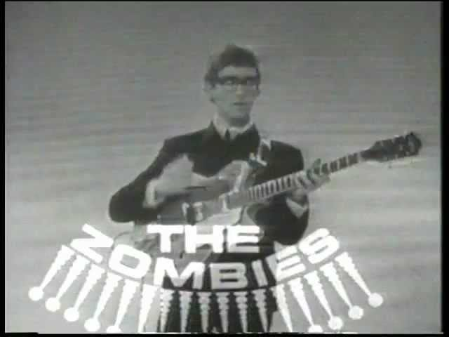 The Zombies chords   Chordify     chords  the zombies tell her no shindig 1965 vinylsolution