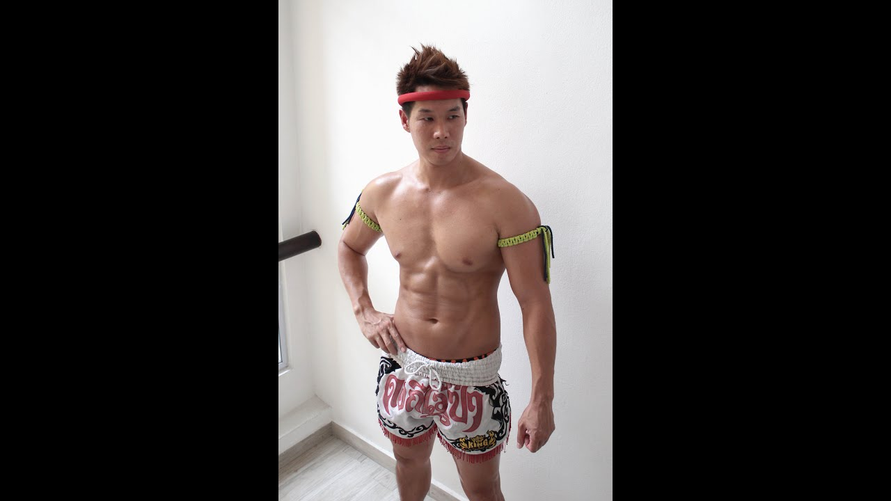 Sexy muay thai