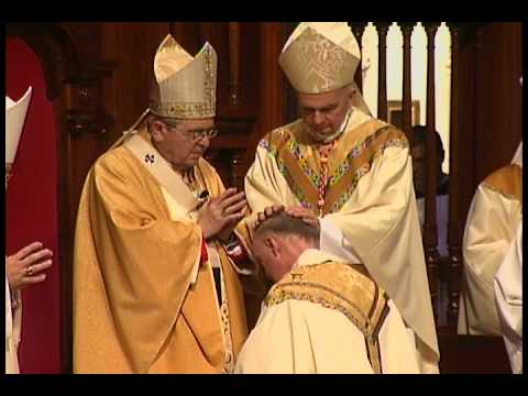The Ordination of Bishops McIntyre and Fitzgerald
