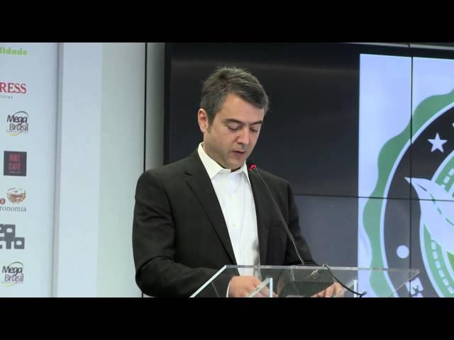 Prêmio Empreendedor Sustentável 2015 - PARTE 1