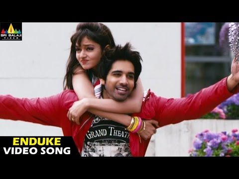 Adda Songs | Enduke Enduke Video Song | Sushanth, Shanvi | Sri Balaji Video