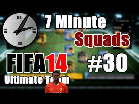 7 Minute Squads #30 - Ft. 89 IMOTM Hummels! - Next Gen Fifa 14 Ultimate Team
