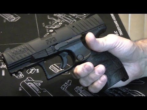Walther PPQ 22lr