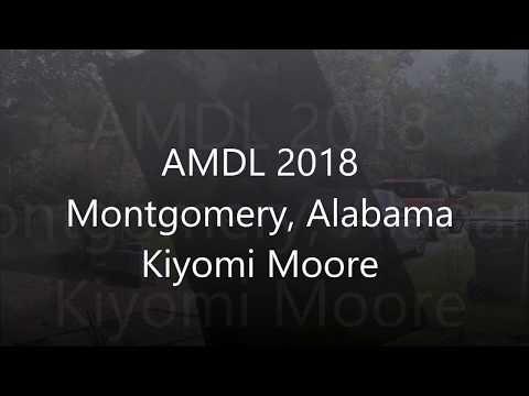 AMDL 2018 Montgomery, AL
