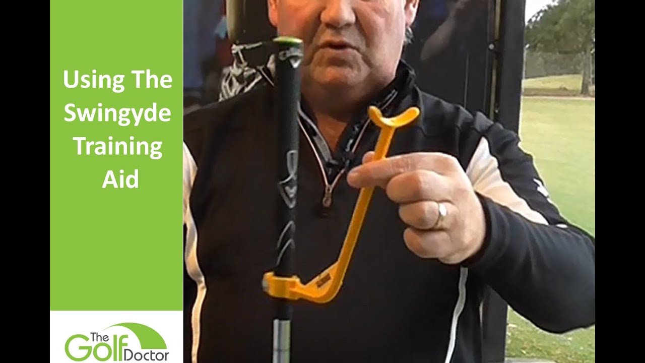 Using The Swingyde Training Aid By Brian Fitzgerald The Golf Doctor Updated