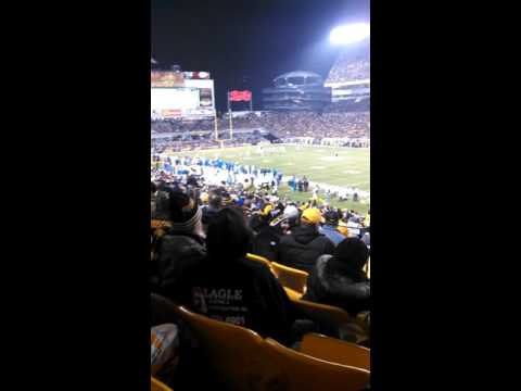 Steelers vs Colts 2015