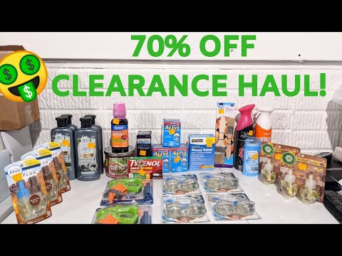 70% Off Dollar General Clearance Sale Haul! (October 2020)