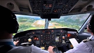 Полет на тренажере самолета Boing 737!
