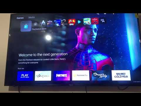 PlayStation 5 Hack: Watch YouTube and Play Games at the same time side by side