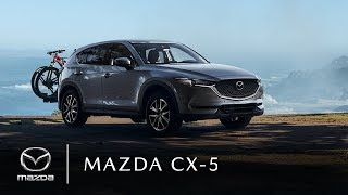 Mazda CX-5 | Apprivoiser la montagne | Mazda Canada