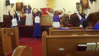 Anointed 4 Praise Well done by Tye Tribbett Praise Dance