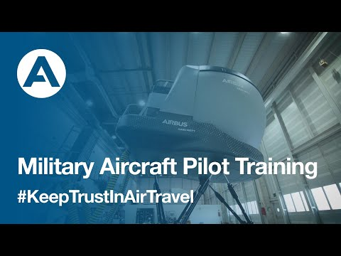What is Military Aircraft Pilot Training?